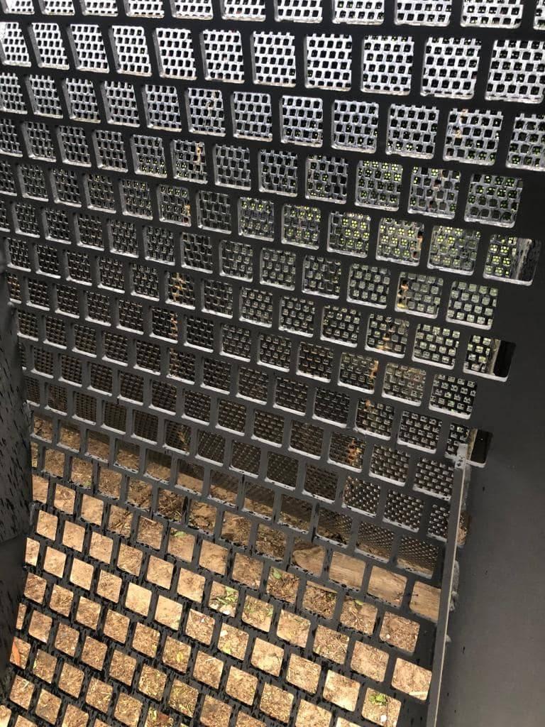 Crible trommel 2 fractions Doppstadt SM 620 K
