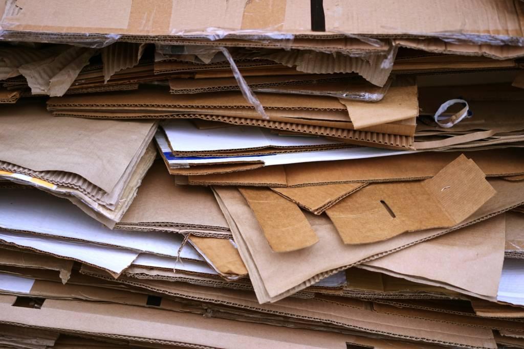 Belmans Recycling - Materiaux - Papier et Carton