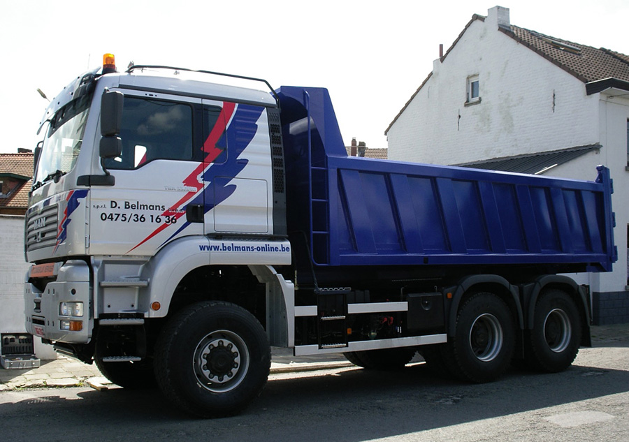 Belmans Recycling - Votre partenaire pour le recyclage et la valorisation de vos déchets