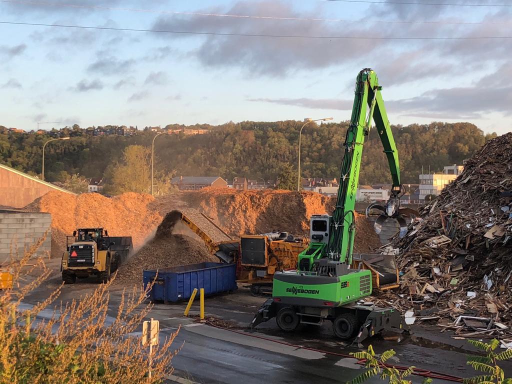Recyclage - Chantiers- CBI