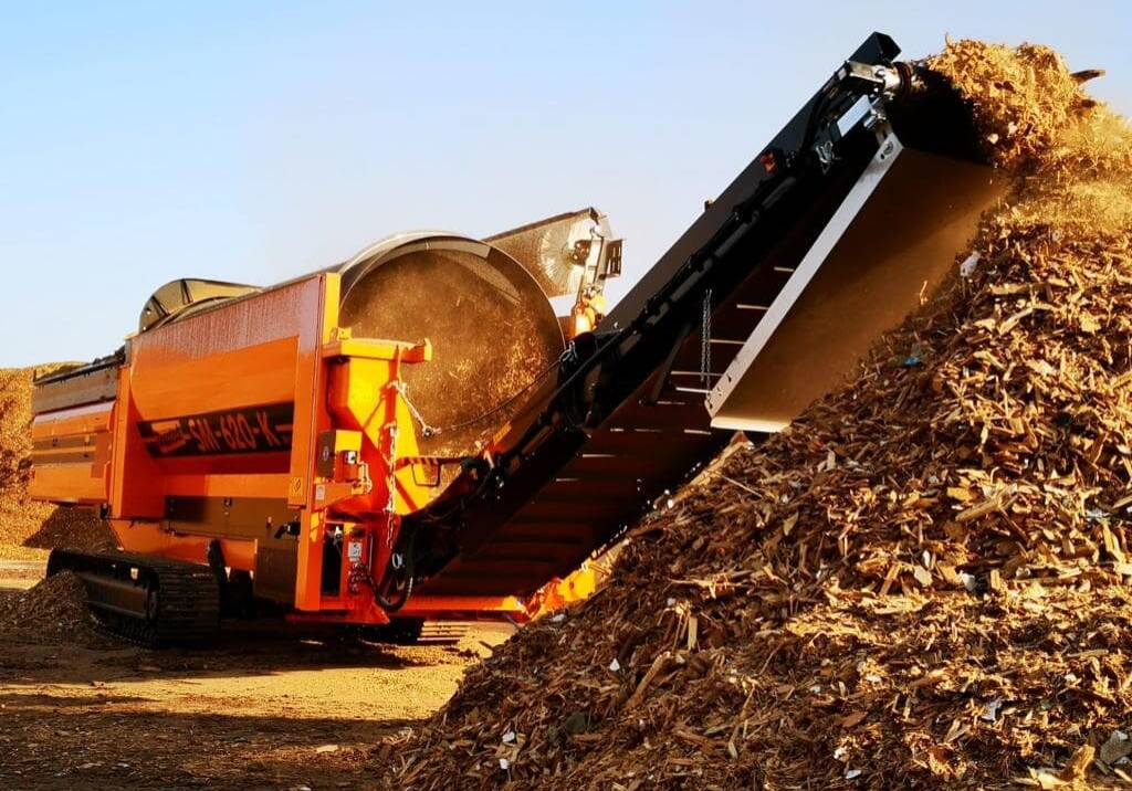 Belmans Recycling - Doppstadt SM 620 K - Vue 1