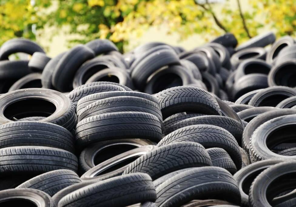 Belmans Recycling - Materiaux - Pneus
