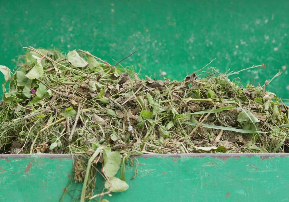 Belmans Recycling - Services - Déchets Verts