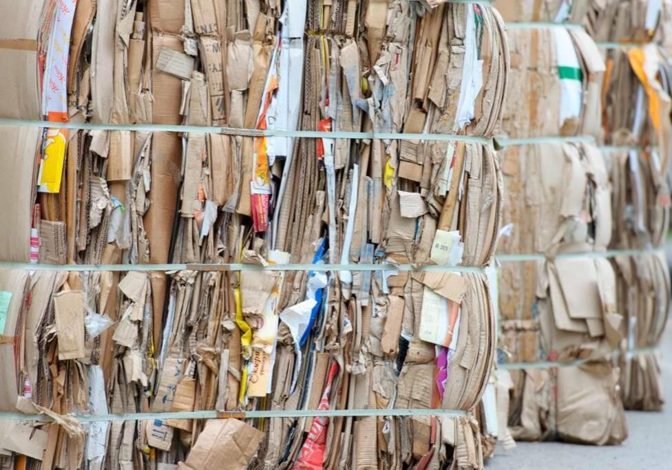 Belmans Recycling - Services - Valorisation Papier et Carton