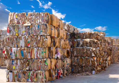 recyclage entreprise et impact environnemental
